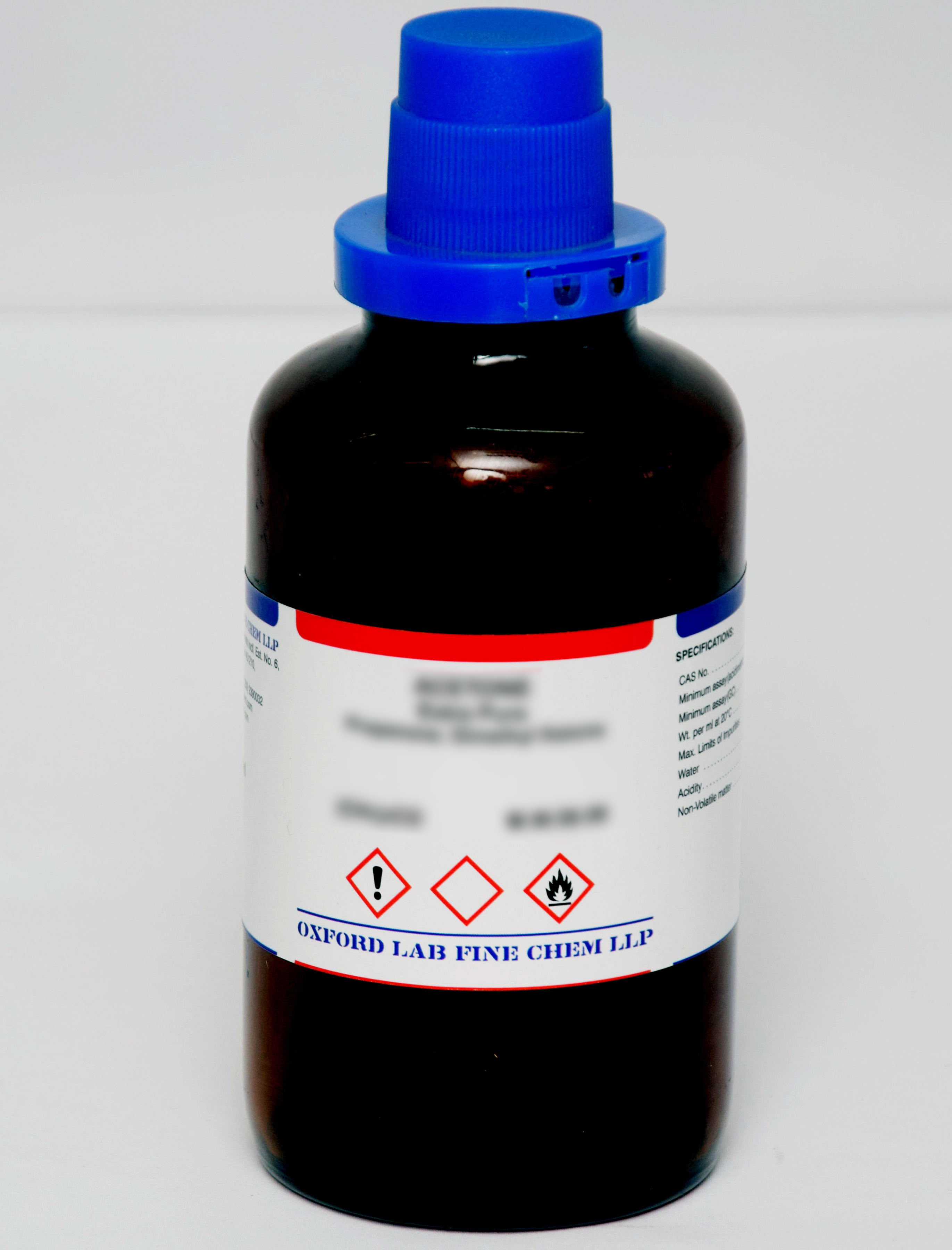 ANTIMONY AAS STANDARD SOLUTION 1000mg/Ltr. Sb In Diluted HCl